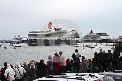 Three Queens Event 6 Editorial Photo