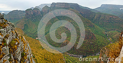 The Three Rondavels, South Africa