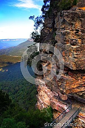 The Three Sisters, Australia