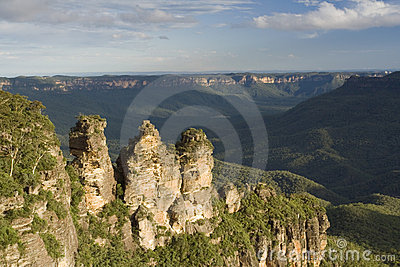 Three Sisters in Blue Mountains National Park
