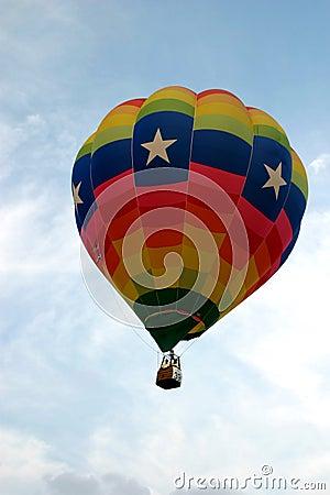 Three Star Balloon