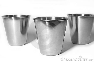Three still cups
