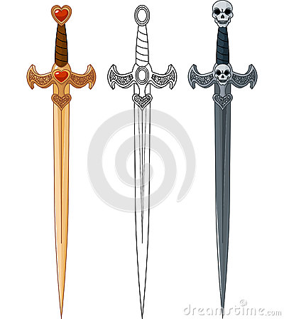 Three Swords