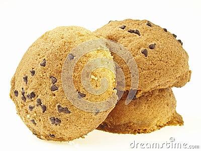 Three tasty bun