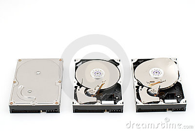 Three type hard disk