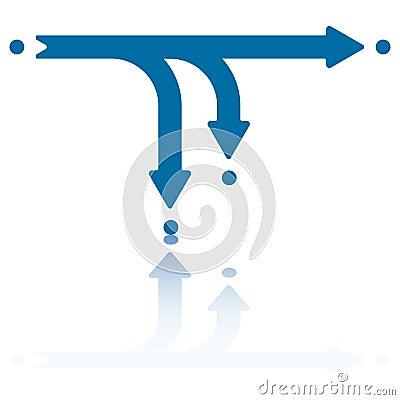 Three Ways Arrrows
