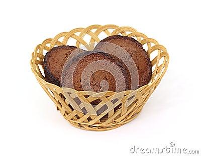 Three Well Done Chocolate Muffins