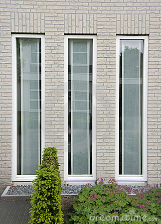 Free Three Windows Stock Photography - 5264972
