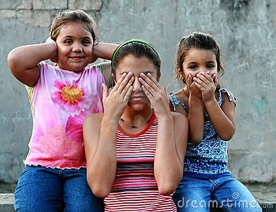 Three wise girls II