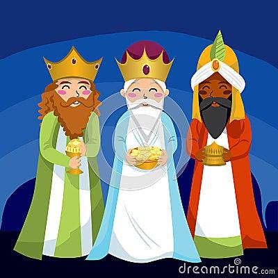 Free Three Wise Men Stock Image - 17375591