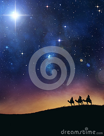 Free Three Wise Men Royalty Free Stock Images - 33930909