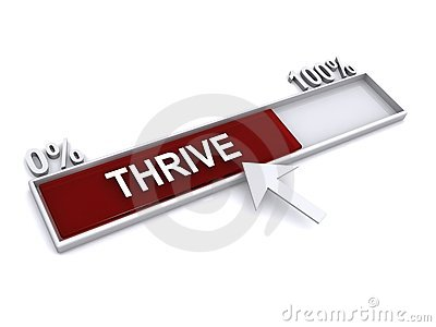 Thrive from 0 to 100