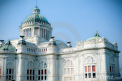 The Throne Hall in Bangkok