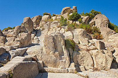 The Throne at Perperikon