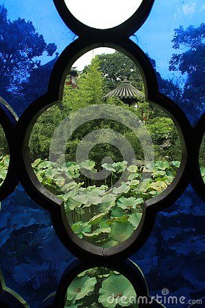 Free Through The Window Royalty Free Stock Images - 159928889