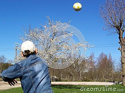 Throw ball 3