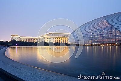 Théâtre national de Pékin