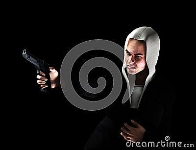 Thug With Gun 2