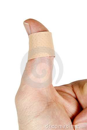 Thumb Bandage