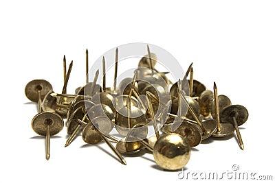 Thumb tacks - drawing pins
