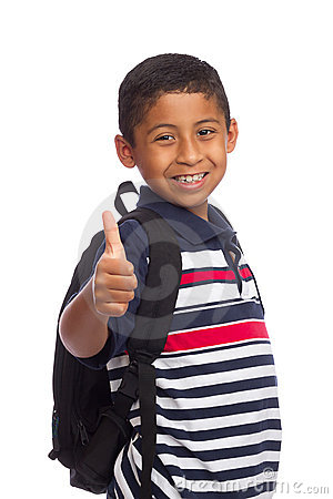 Thumb Up for Back to School Time