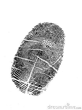 Free Thumbprint Stock Photography - 151612