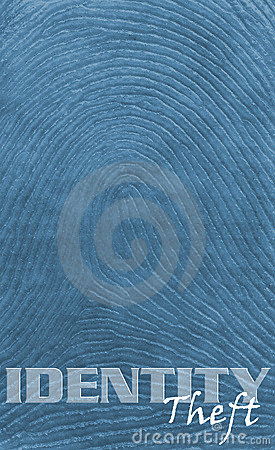 Thumbprint Background Identity