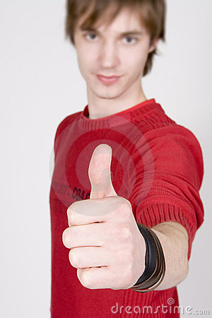Free Thumbs Up Stock Photo - 2306850