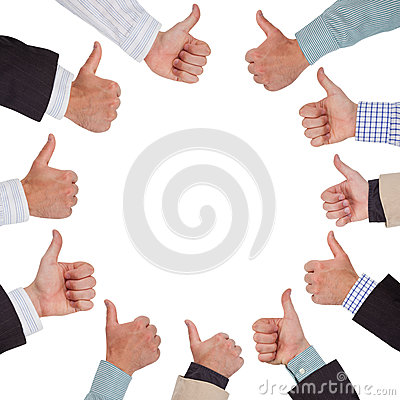Free Thumbs Up Royalty Free Stock Images - 26254899