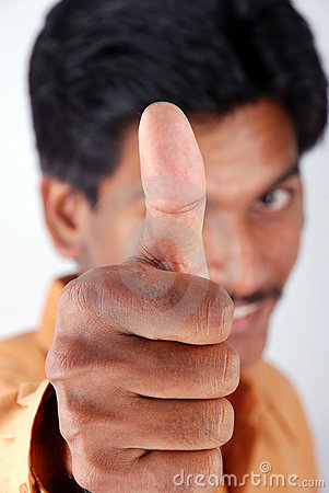 Free Thumbs Up Royalty Free Stock Photos - 4381388