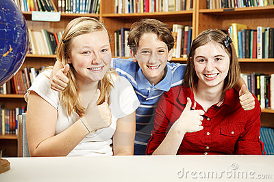 Thumbs Up for Education