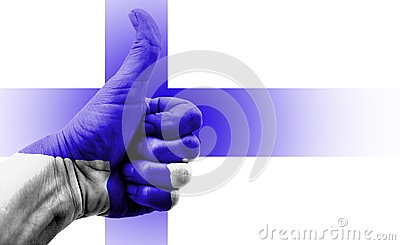 Thumbs up Finland