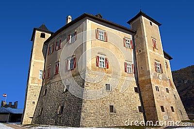 Thun Castle - Italy