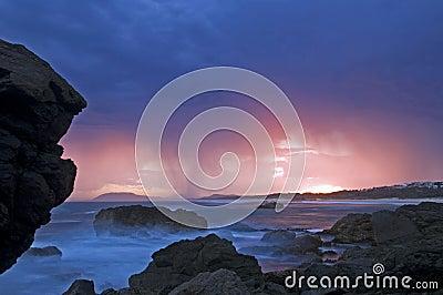 Thunder Storm in the horizon