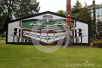 Thunderbird Park, Victoria BC Canada
