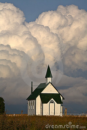 Thunderhead clouds