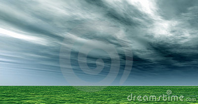 Thunderstorm Stock Images - Image: 5679524