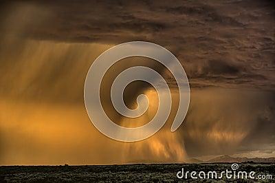 Thunderstorm - Grand Tetons NP