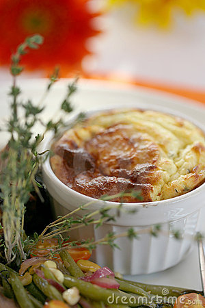 Free Thyme Souffle Royalty Free Stock Photo - 4012355