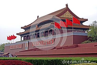 Tian-An-Men Gate, Beijing