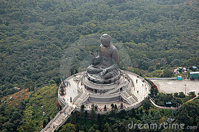 Tian Tan Budda