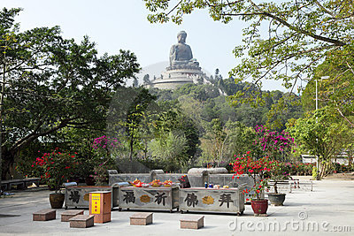 Tian Tan monastery, Hong Kong