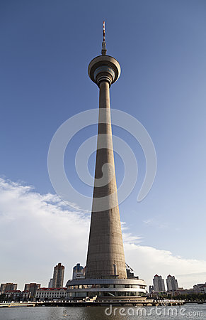 Free Tianjin TV Tower Stock Photos - 59395373