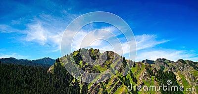Tianshani Mountain