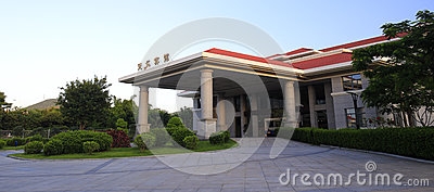 Tianzhu hotel Editorial Photography