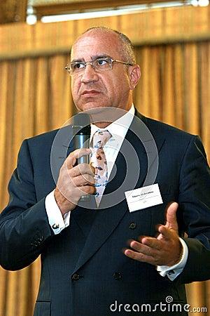 Tiberiu Urdareanu Editorial Image