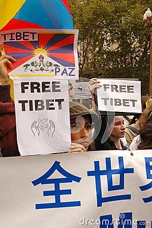 Tibet Editorial Photography