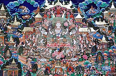 Tibet culture 2090