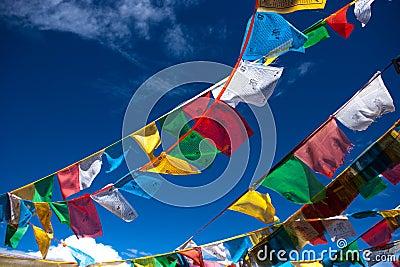 Tibet flag