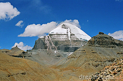 Tibet, Mt. Kailash.